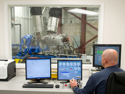 Engine Dynamometers Oil Cooling Systems Test Logic
